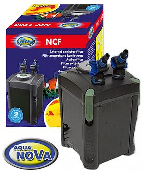 Aqua Nova Filtry zewnętrzne kubełkowe NCF